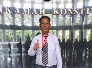 Kuasa Hukum Paket Sahabat, Novan E. Manafe.